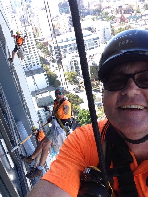 rope access window cleaning t20 PQ78zN